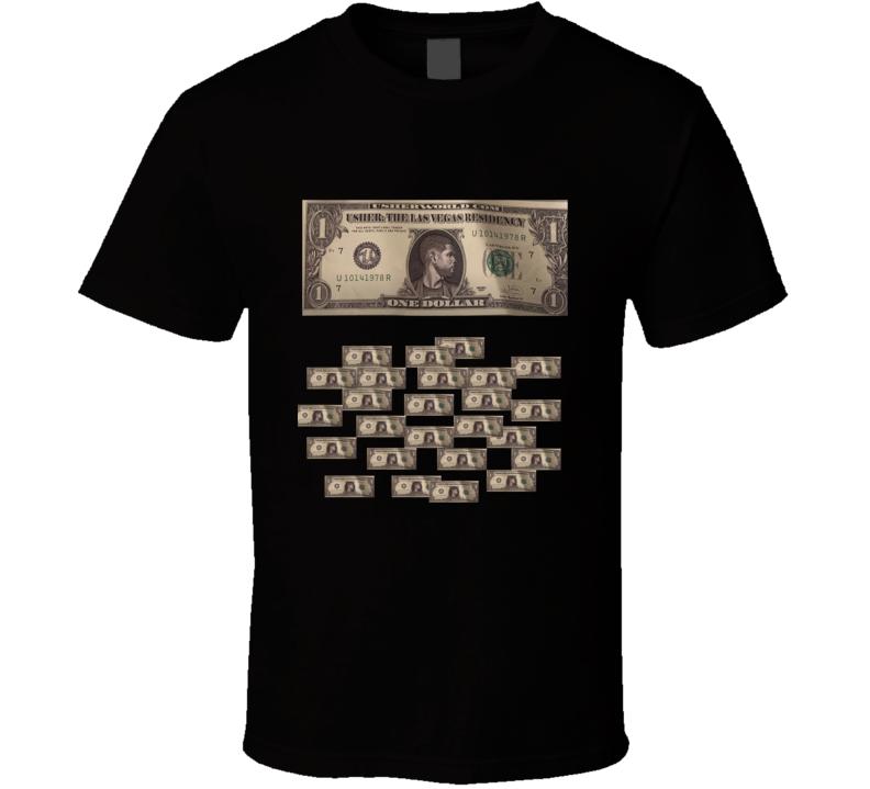 Ush Buck Parody T Shirt