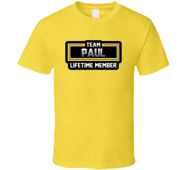 Jake Paul Team Paul Problem Child Boxing T Shirt