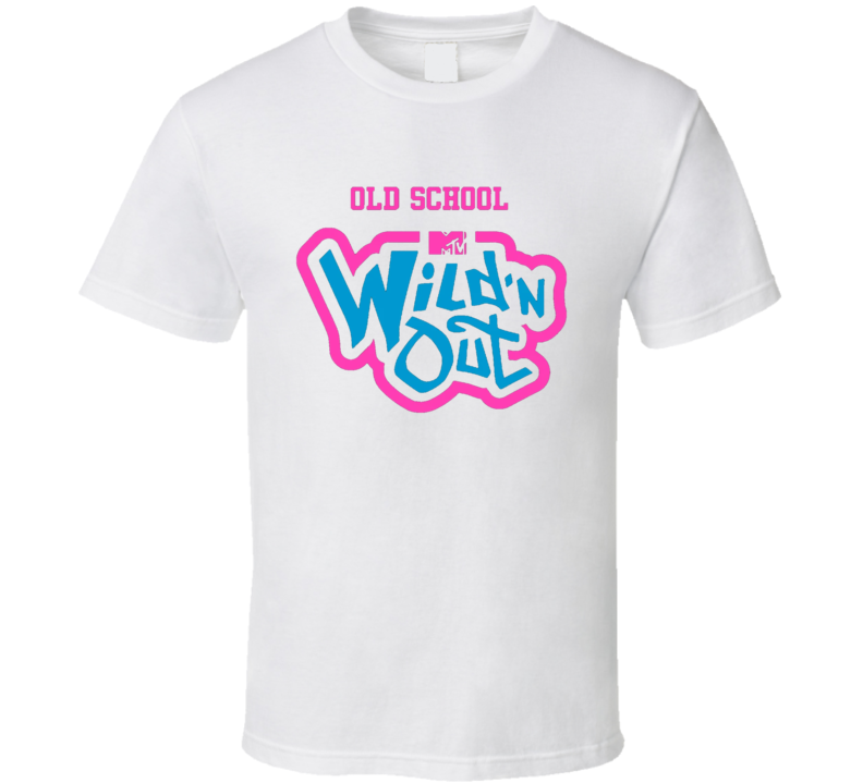 Old School Wild N Out T Shirt