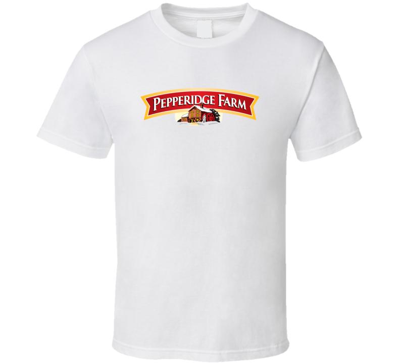 Pepperidge Farm Logo T Shirt