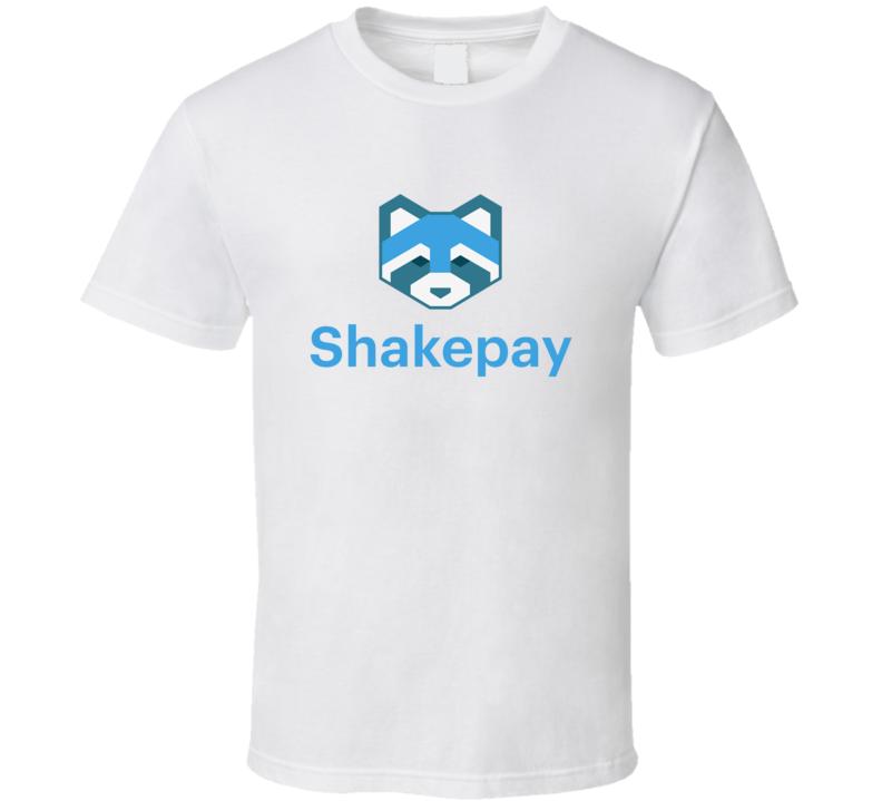 Shakepay Exchange Fan T Shirt