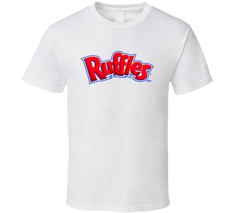 Ruffles Chips Logo T- Shirt