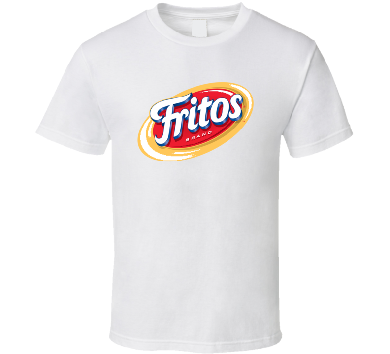 Fritos Chips Logo T- Shirt