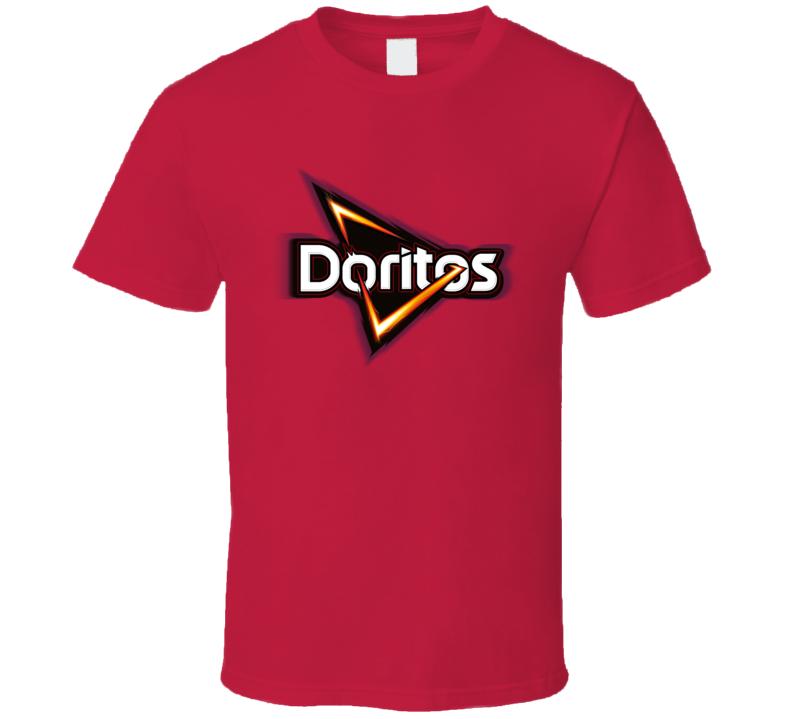 Doritos Chips logo T Shirt
