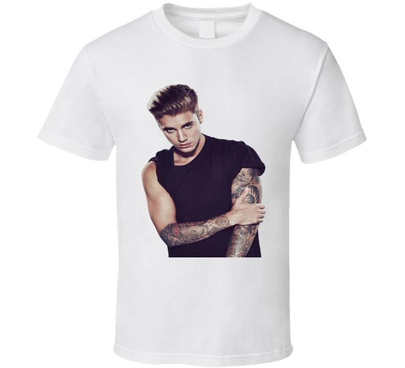 Justin Bieber T- Shirt