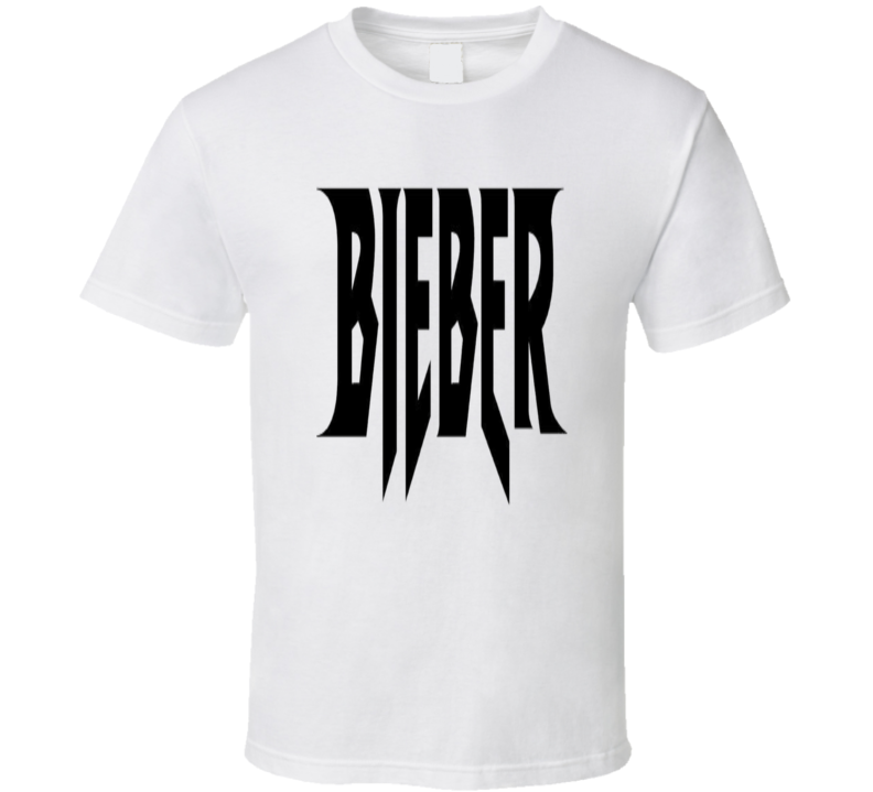 Justin Bieber Purpose Tour T- Shirt