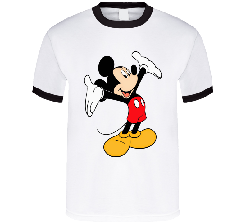 Mickey Mouse T- Shirt