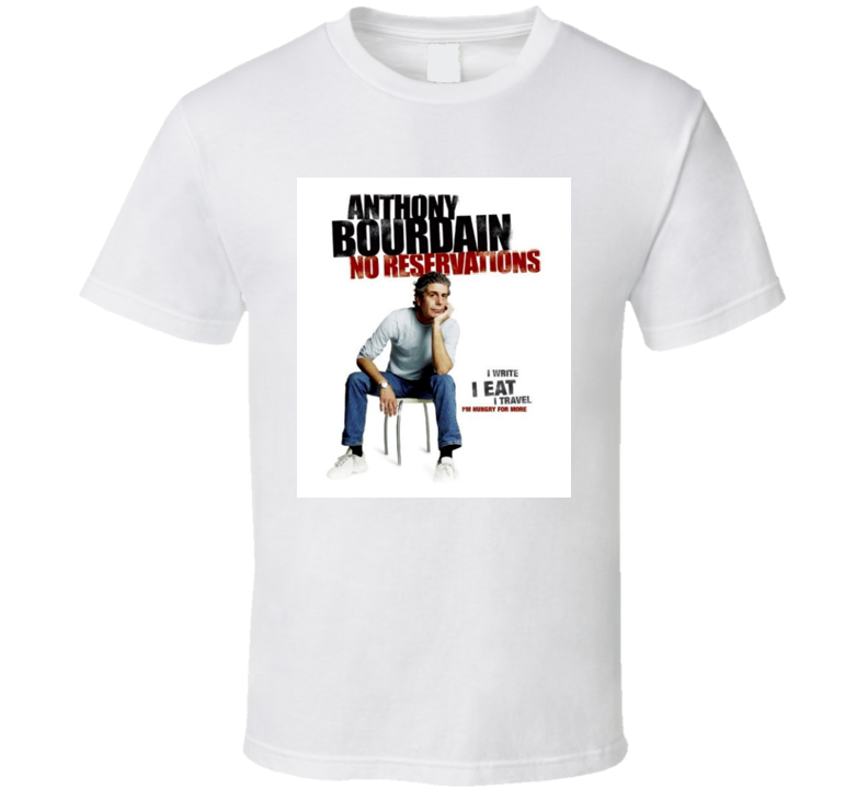 Anthony Bourdain Reality TV T Shirt