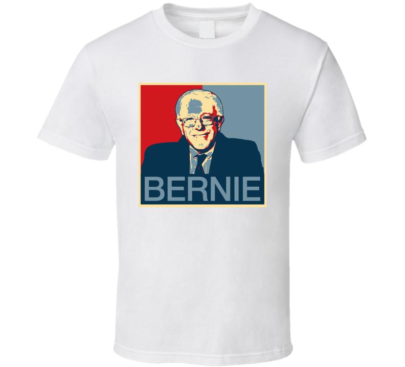 Bernie Sanders Political T Shirt