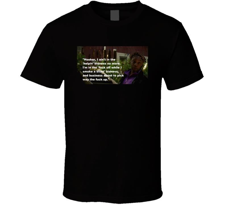Lafayette Quote TV Show T Shirt