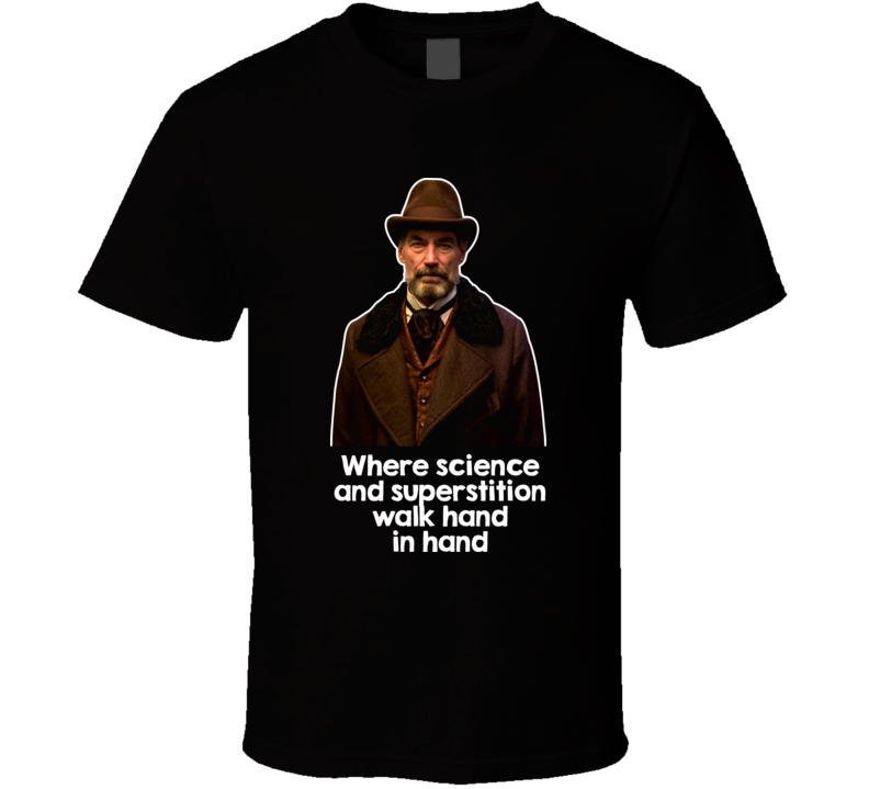 Sir Malcolm Murray Quote TV Show T Shirt