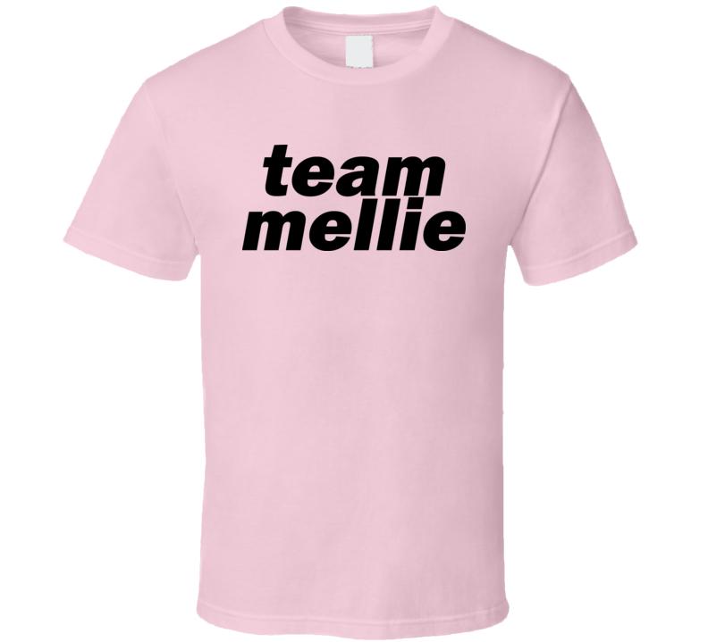 Team Mellie Gypsy TV Show T Shirt