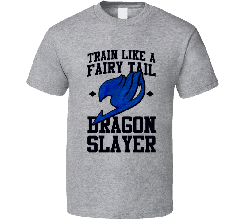 Fairy Tale Dragon Slayer Sports Fun T Shirt