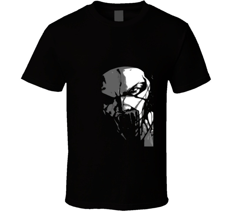 Heavy Metal Axe Man Custom T Shirt