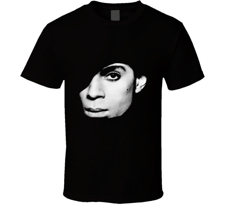 Prince American Rock Funk Soul Music Legend Fan T Shirt