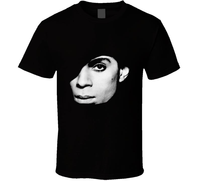 Prince American Rock Funk Soul Music Legend Fan T Shirt