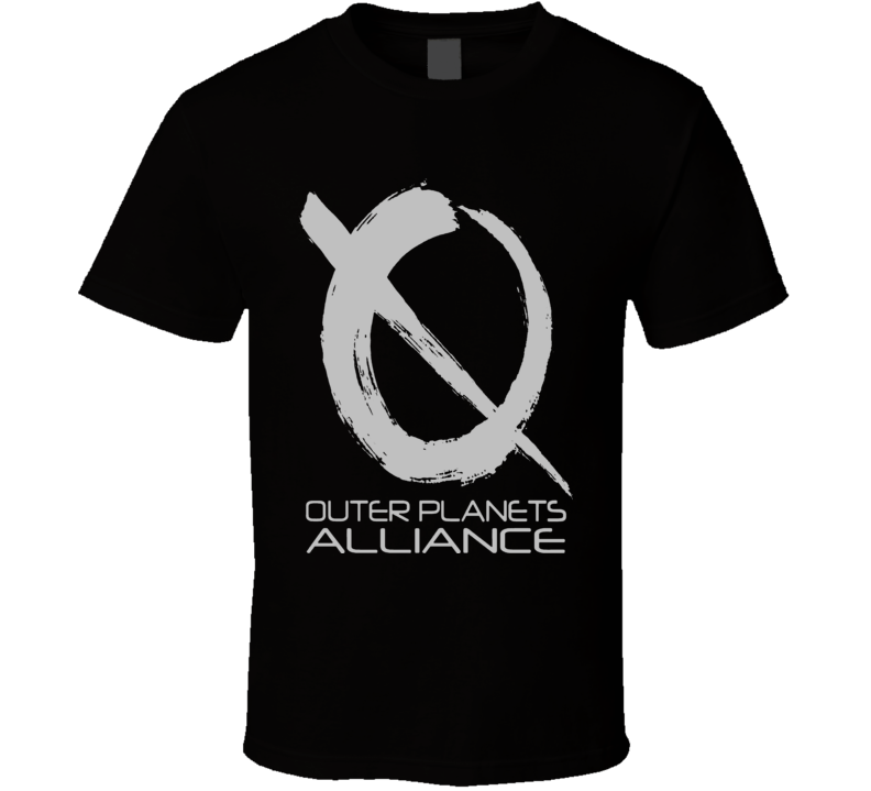 The Expanse OPA Outer Planets Alliance For the People SyFy TV Show T Shirt