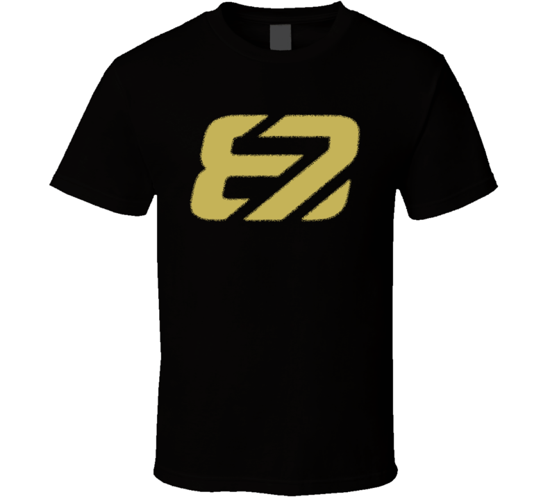 Sidney Crosby 87 Pittsburgh Hockey Team Penguins Fan Custom T Shirt
