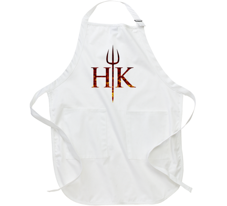 Hell`s Kitchen Gordon Ramsay American Reality TV Show Cooking Competition Fun Fan Apron