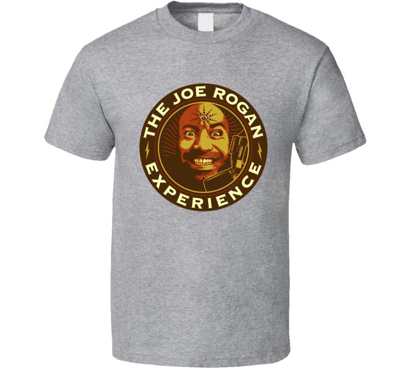 Joe Rogan Experience Jre Podcast Fun Fan T Shirt