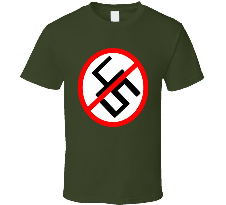 Anti 45 Anti Nazism Donald Trump Sjw Potus Trending Political T Shirt