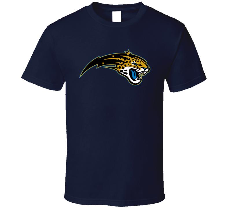 Orlando Jacksonville Sport Teams Mash Up Magic Jaguars Football Basketball Cool Re Color Fun Fan T Shirt