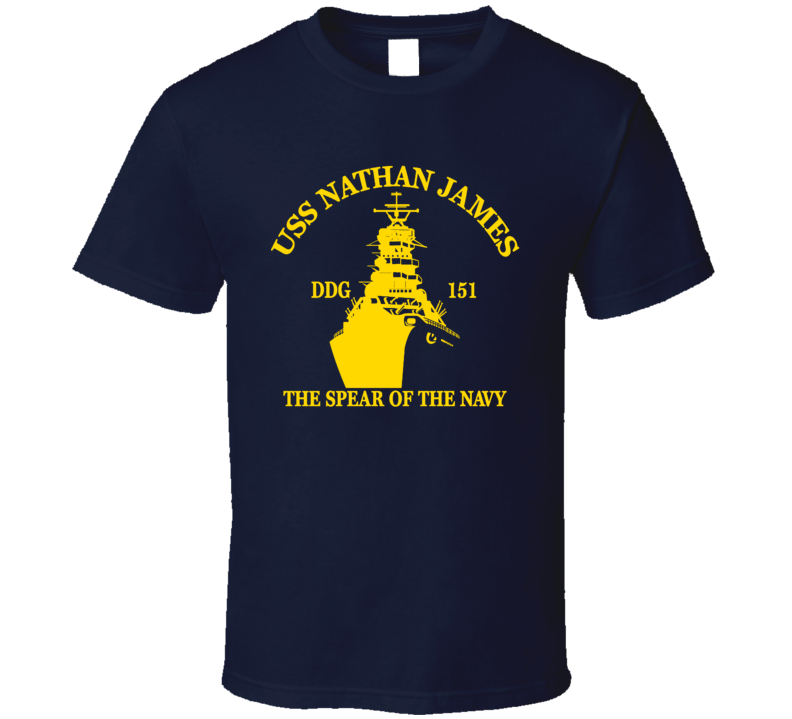 The Last Ship Uss Nathan James Post Apocalyptic Science Fiction Fun Fan Tv Show T Shirt