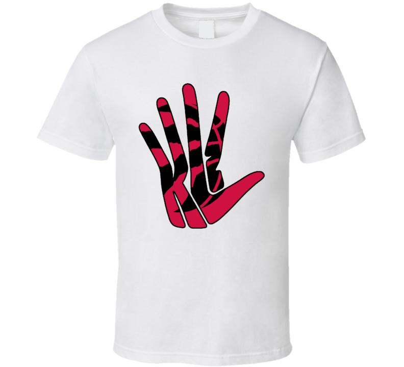 Kawhi Leonard Kl2 The Claw Toronto Sports Basketball Red 2 Design Fun Cool Fan