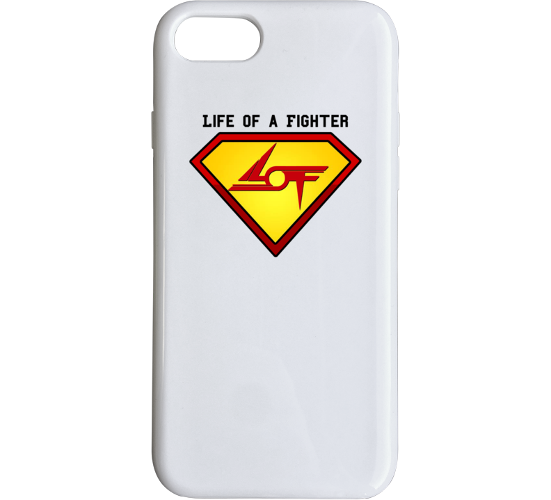 Lof Superhero Phone Case