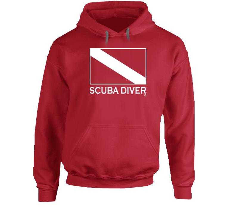 SCUBA DIVER Hoodie - Unisex