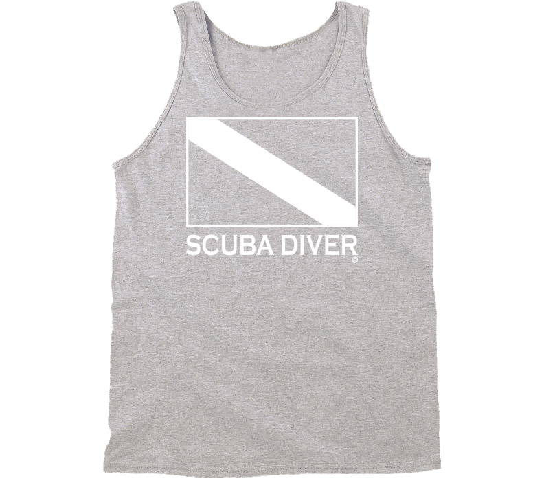 SCUBA DIVER Tank Shirt - Unisex