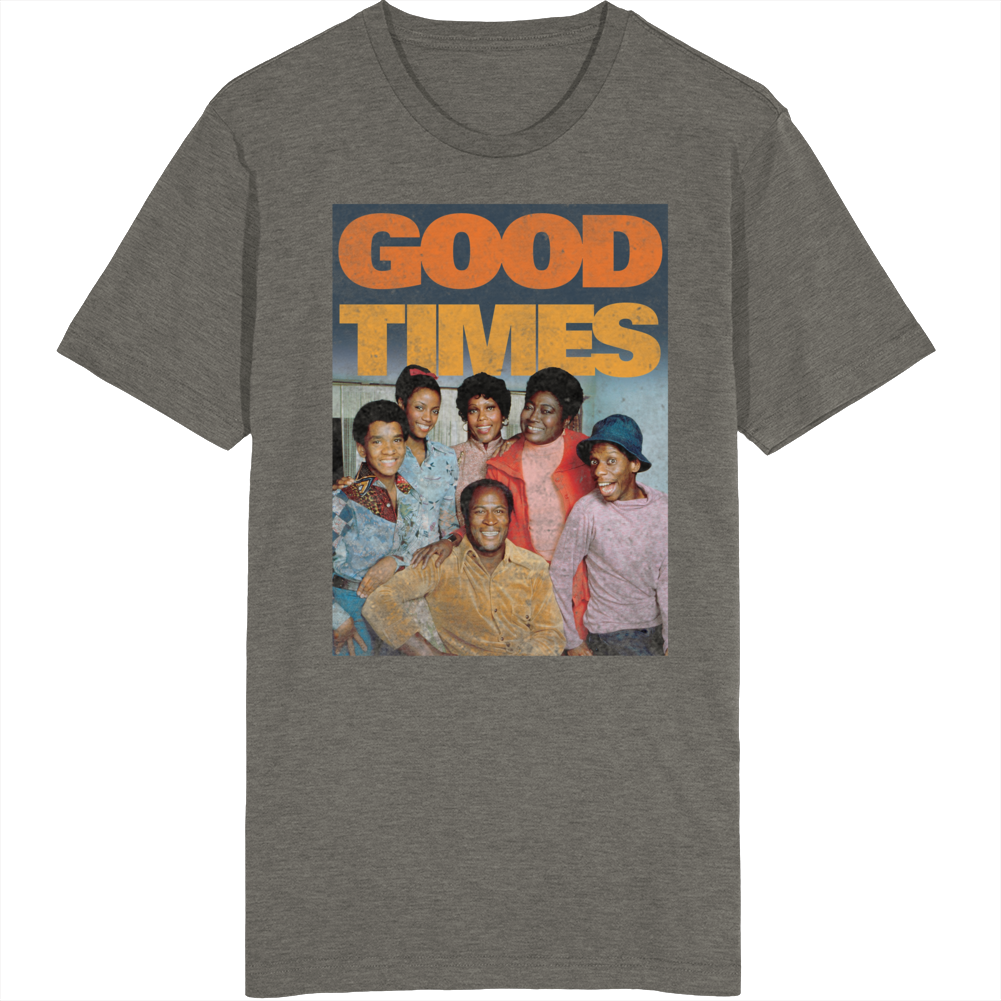 Good Times Vintage Tv Show T Shirt
