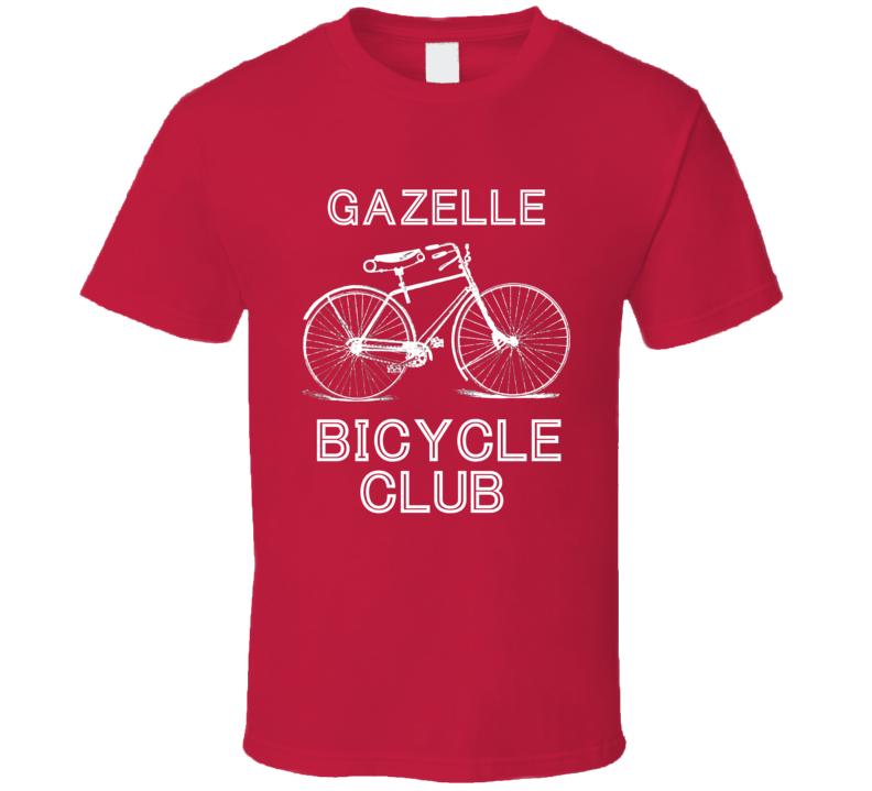Gazelle Bicycle Club City T Shirt