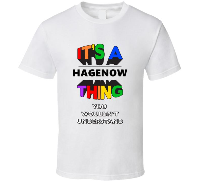 Single hagenow