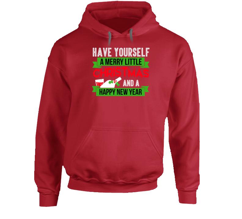 Merry Christmas- T Shirts Hoodie