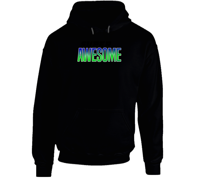 Awesome T-shirts Hoodie
