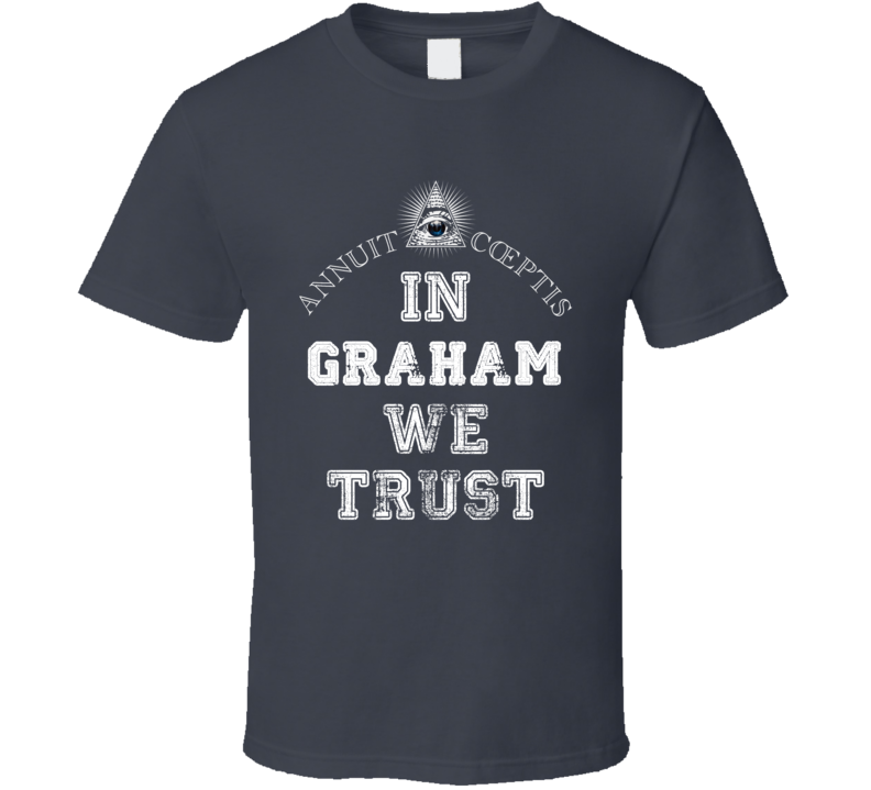 Trust Lindsey Graham Republican President 2016 Election Candidate Tee