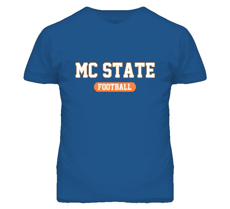22 Jump Street MC State Football T Shirt