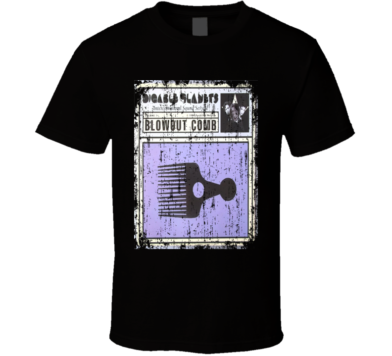 Digable Planets Blowout Comb 1994 Album Worn Look Cover T Shirt