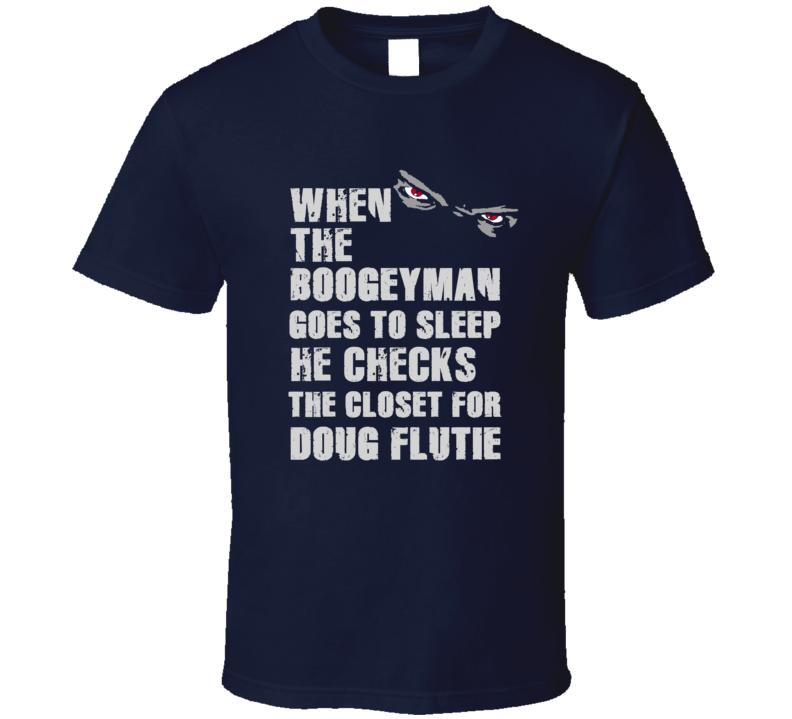 Doug Flutie Boogeyman Football Sports New England T Shirt