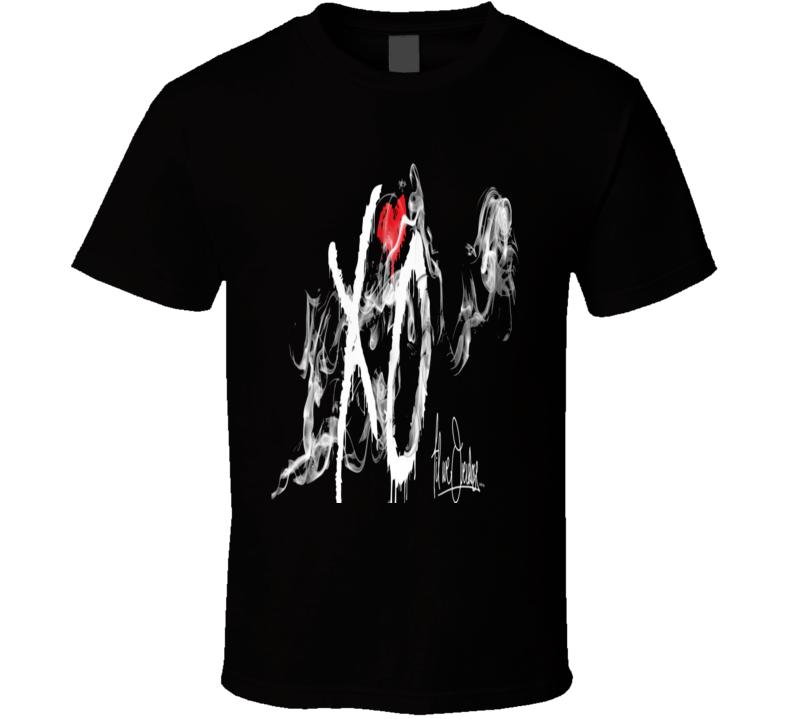 I Love You Like XO T Shirt