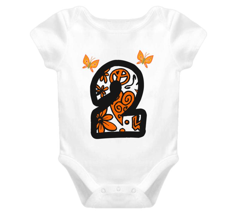 Girls 2nd Birthday Infant Bodysuit - Baby One Piece