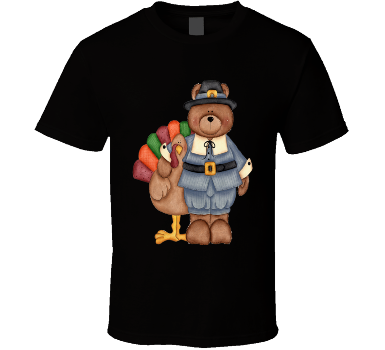 Kids Thanksgiving T Shirt