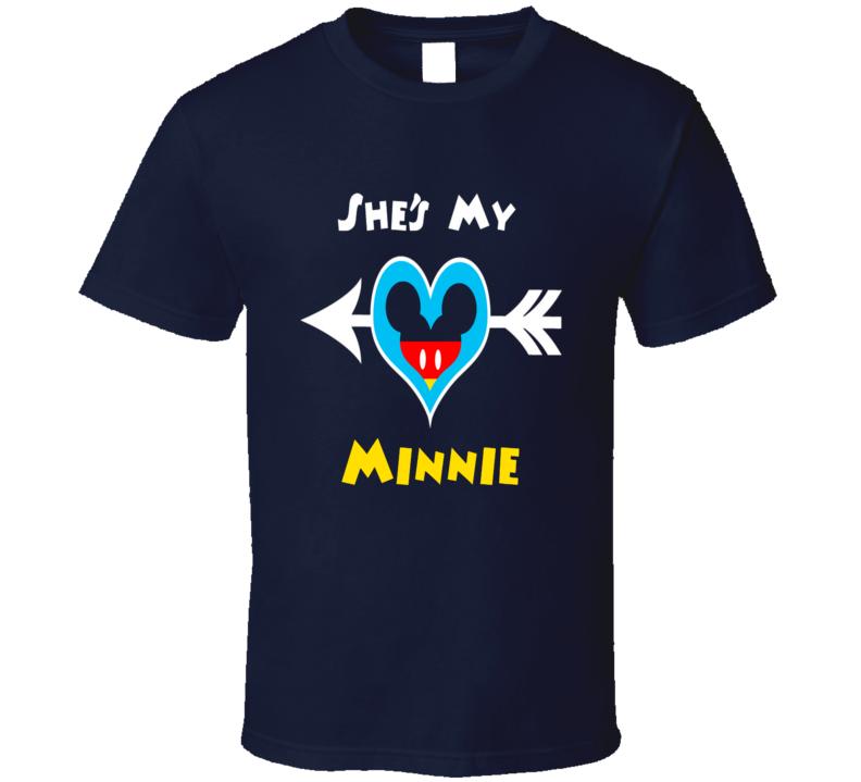 She's My Minnie Unisex T Shirt