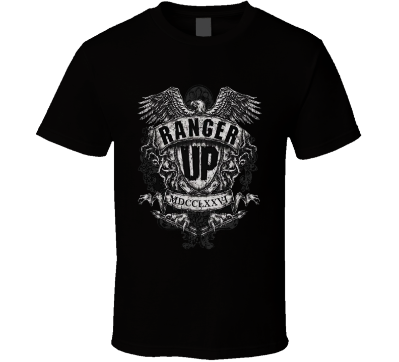 Ranger Up Men's Army T Shirt - Standard Fit