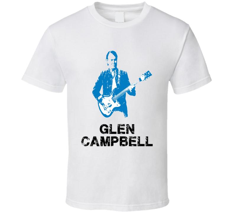 Glen Campbell Unisex T Shirt