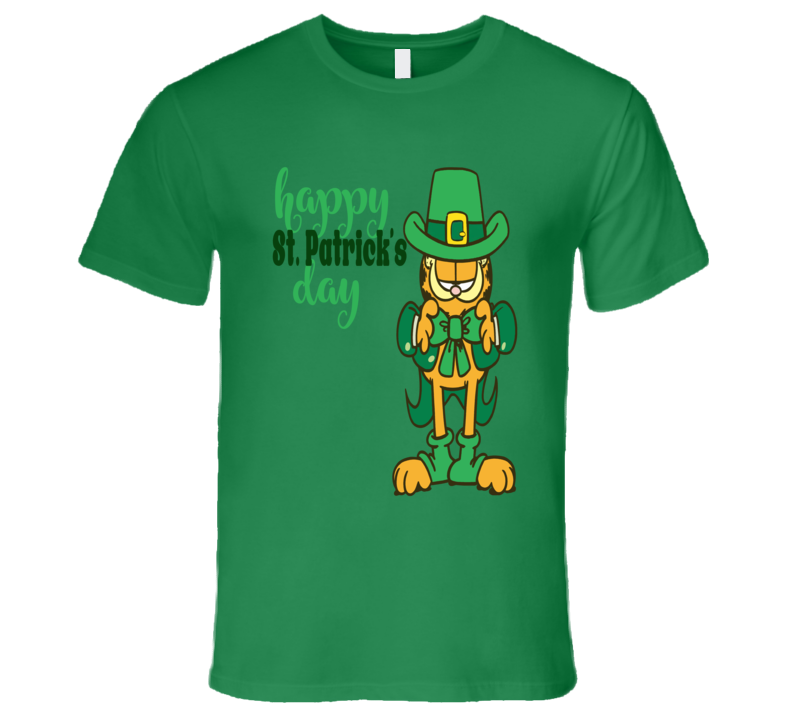 Happy St. Patrick's Day Shirts, Happy St. Patrick Day's Gifts T Shirt