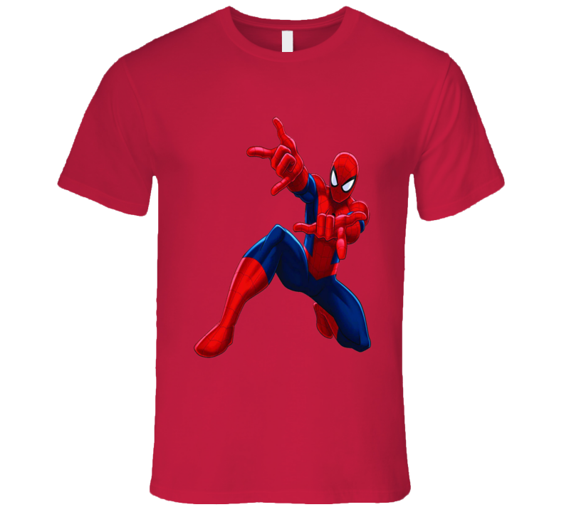Spiderman Shirt, Spiderman T Shirt, Spiderman Top