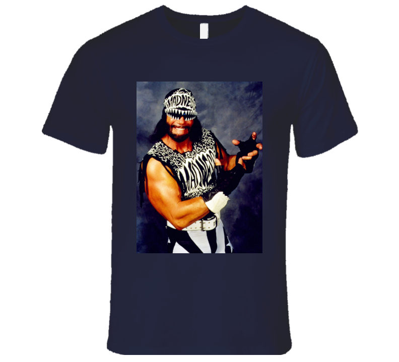 Randy Savage Shirts, Randy Savage T Shirt, Randy Savage Tee