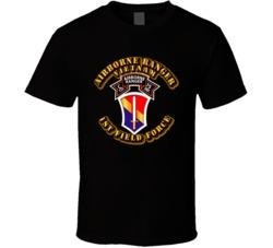 SOF - Vietnam - C Co 75th Ranger - 1st Field Force T Shirt